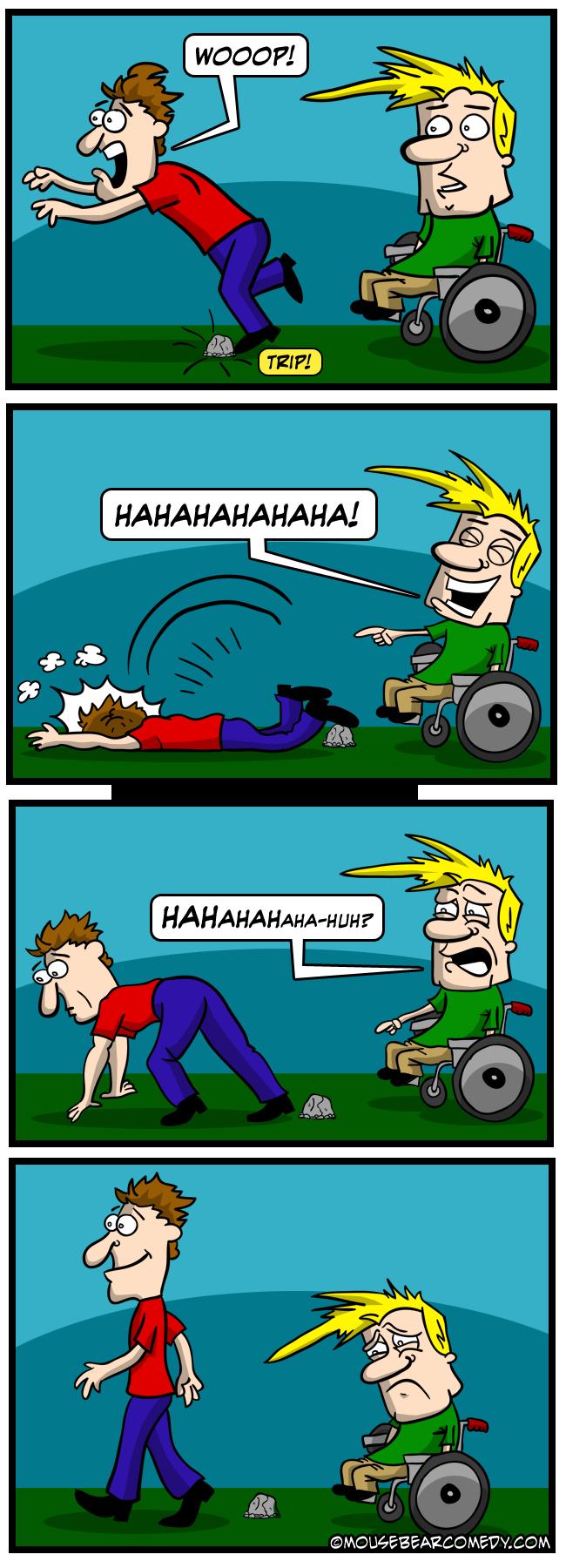 Haha Huh?