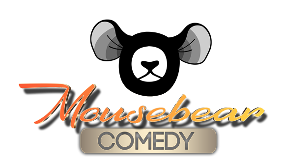 mousebear comedy logo